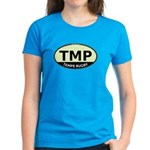TMP Rugby Oval Women's Dark T-Shirt