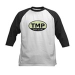 TMP Rugby Oval Kids Baseball Jersey