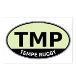 TMP Rugby Oval Postcards (Package of 8)