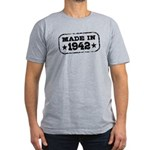 Made In 1942 Men's Fitted T-Shirt (dark)