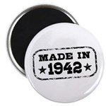 Made In 1942 Magnet