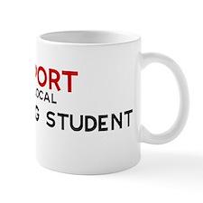 Support:  ENGINEERING STUDENT Mug