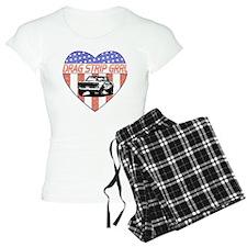Drag Strip Grrl Pajamas