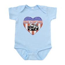 Drag Strip Grrl Infant Bodysuit