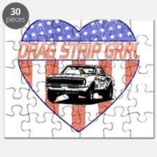Drag Strip Grrl Puzzle