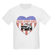 Drag Strip Grrl T-Shirt