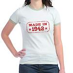 Made In 1942 Jr. Ringer T-Shirt