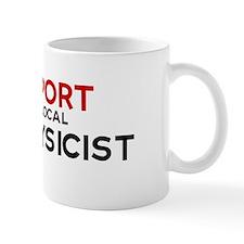 Support:  GEOPHYSICIST Mug