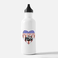 Drag Strip Grrl Water Bottle