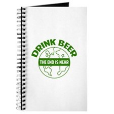Drink beer the end is near Journal