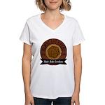 Geek-Fox V-Neck T-Shirt