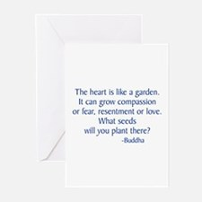 Buddha Quote Greeting Cards (Pk of 10)