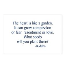 Buddha Quote Postcards (Package of 8)