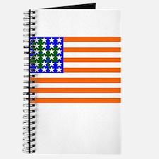 Irish American Flag Journal