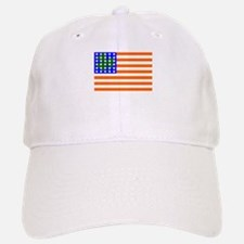 Irish American Flag Baseball Baseball Cap