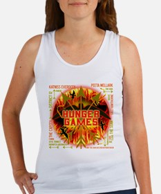 Hunger Games Collective Women's Tank Top
