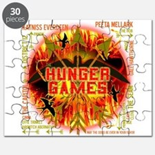 Hunger Games Collective Puzzle