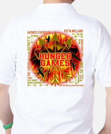 Hunger Games Collective Golf Shirt