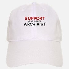 Support: ARCHIVIST Baseball Baseball Cap