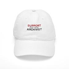 Support: ARCHIVIST Baseball Cap