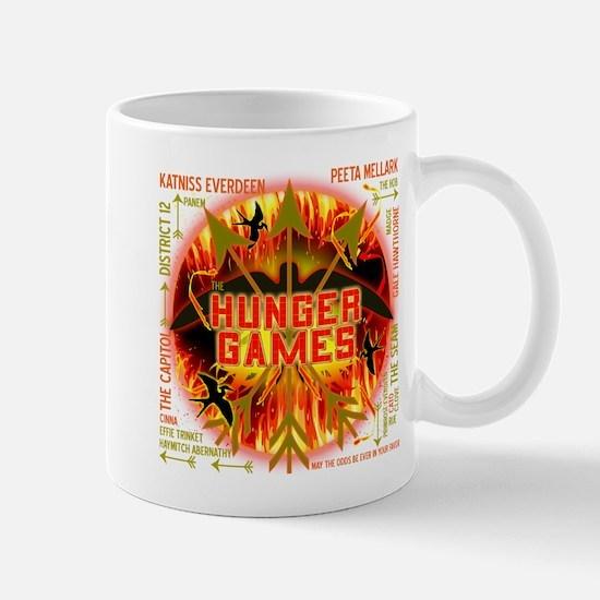 Hunger Games Collective Mug