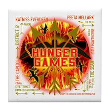 Hunger Games Collective Tile Coaster