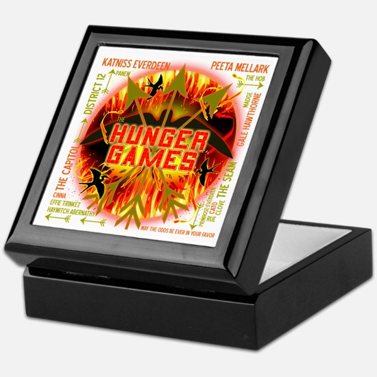 Hunger Games Collective Keepsake Box