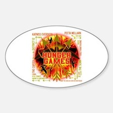 Hunger Games Collective Bumper Stickers