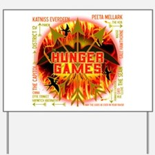 Hunger Games Collective Yard Sign
