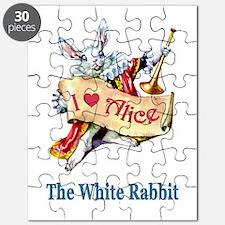 The White Rabbit Puzzle
