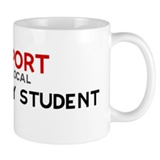 Support:  GEOGRAPHY STUDENT Mug