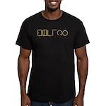 Utopia Men's Fitted T-Shirt (dark)