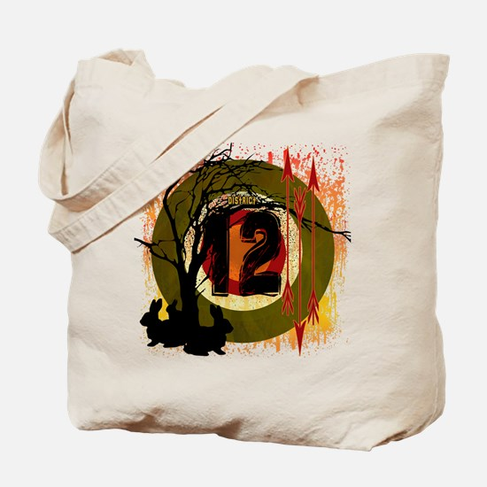 District 12 The Hunt Tote Bag