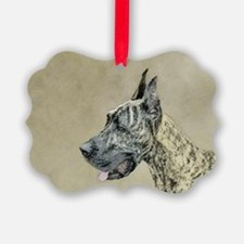 Great Dane (Brindle) Ornament