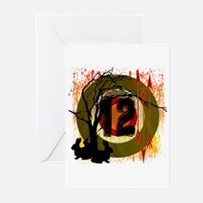 District 12 The Hunt Greeting Cards (Pk of 10)