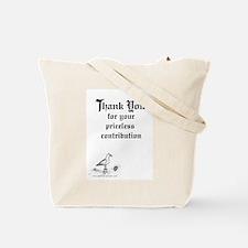 Treasure Secretary Tote Bag