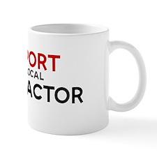 Support:  CONTRACTOR Mug