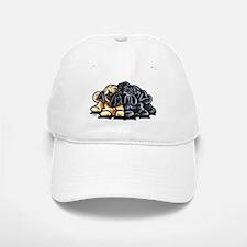 Love Pugs Baseball Baseball Cap