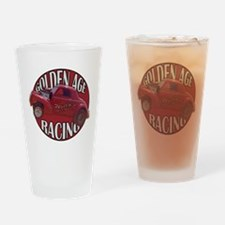 1941 Willys Race Red Drinking Glass