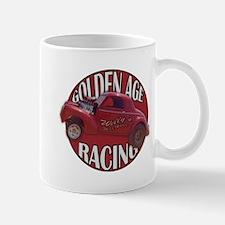 1941 Willys Race Red Mug
