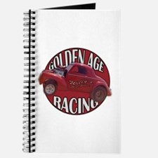 1941 Willys Race Red Journal