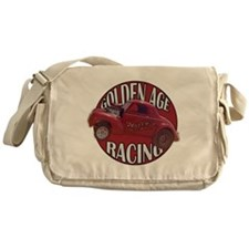 1941 Willys Race Red Messenger Bag