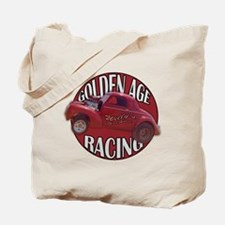 1941 Willys Race Red Tote Bag