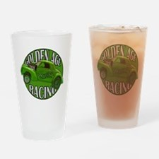 1941 Willys Gasser Lime Drinking Glass