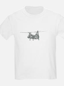Camo Chinook T-Shirt
