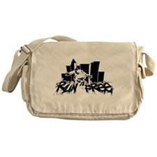 Run Free Messenger Bag