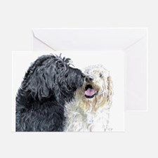Doodle Love Greeting Card