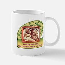 Retro TeeVee Cute Babe Mug