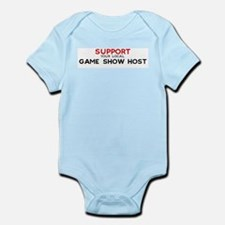 Support:  GAME SHOW HOST Infant Creeper