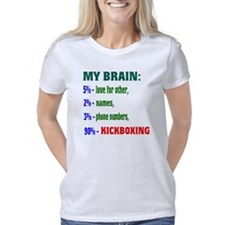 Lymphoma Support Dog T-Shirt